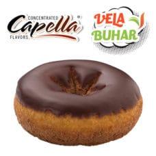 capella-chocolate-glazed-doughnut